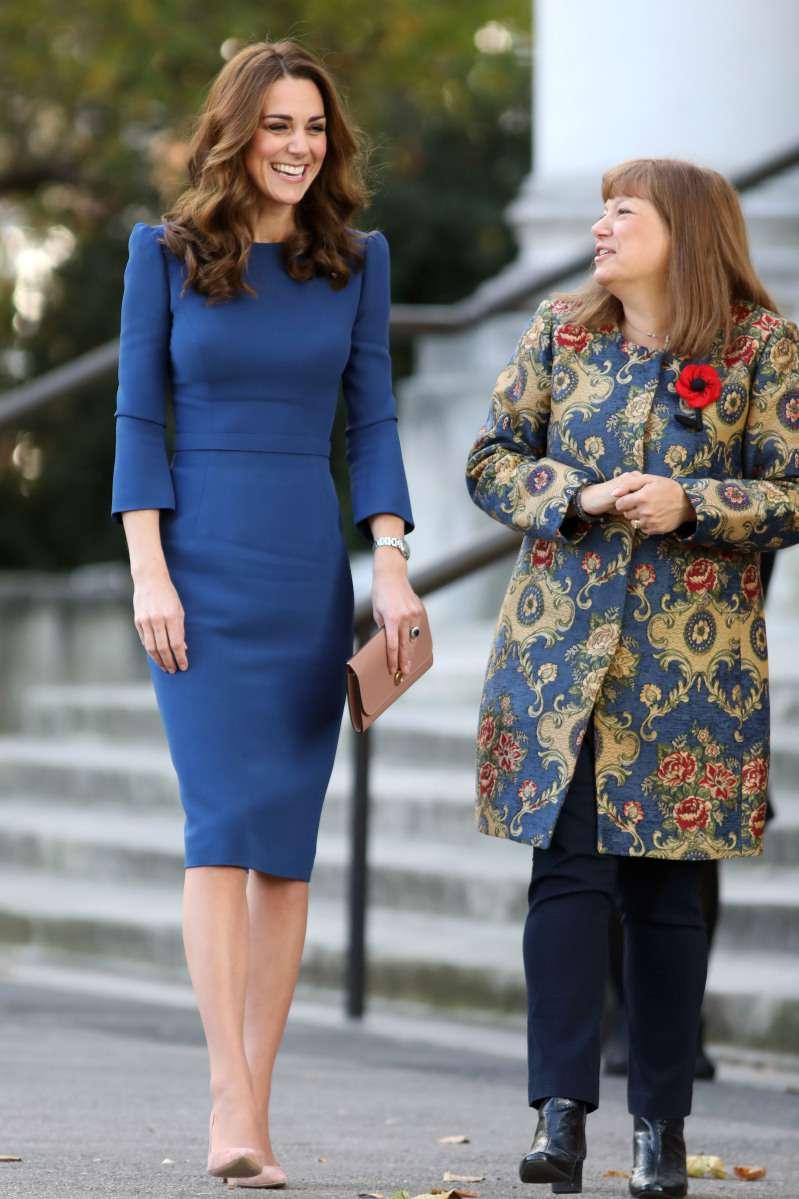 Mini, Midi, Maxi: Qual comprimento de vestido fica melhor em Kate Middleton?kate middleton dress
