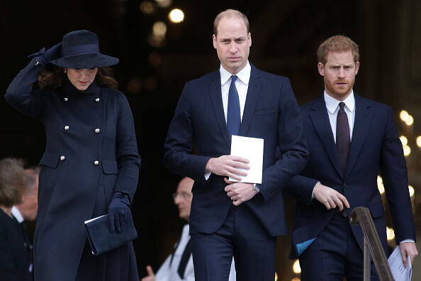 Royal Expert Clears The Air On Queen Elizabeth's Stand On Prince Harry And Prince William's Alleged Feud