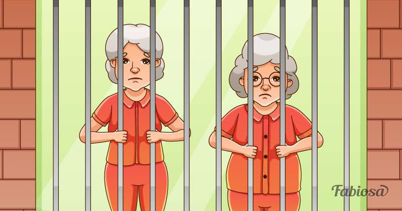 Logical Riddle: How Did The Grannies Escape?