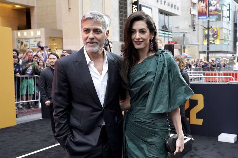 George Clooney Is Facing Serious Security Issues With His Twins Due To Amal's WorkGeorge Clooney Is Facing Serious Security Issues With His Twins Due To Amal's WorkGeorge Clooney Is Facing Serious Security Issues With His Twins Due To Amal's Work