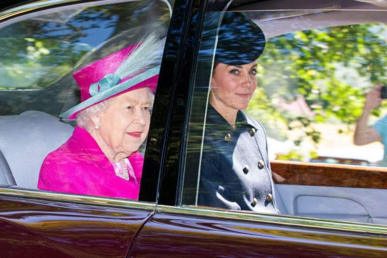 Kate Middleton presumió unos aretes de oro y diamantes valuados en 6.120 dólares durante su visita a Balmoral