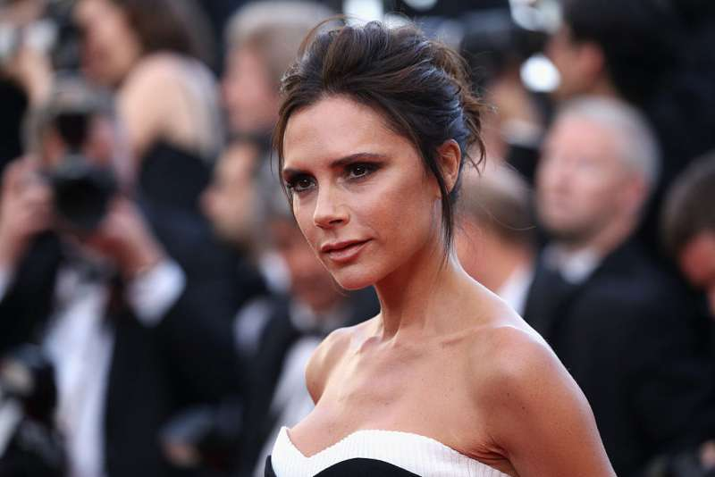 Victoria Beckham, red carpet