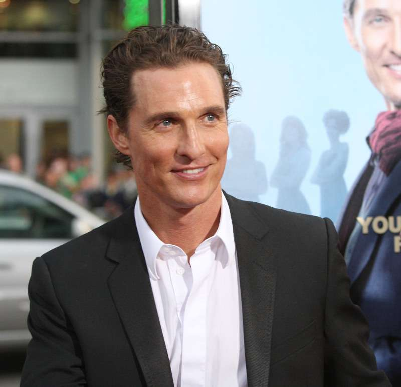 Matthew McConaughey fait une rare apparition accompagné de sa femme et de ses 3 adorables enfants