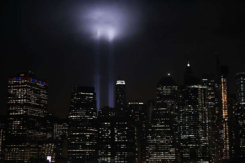 Manhattan remembers September 11, 2001