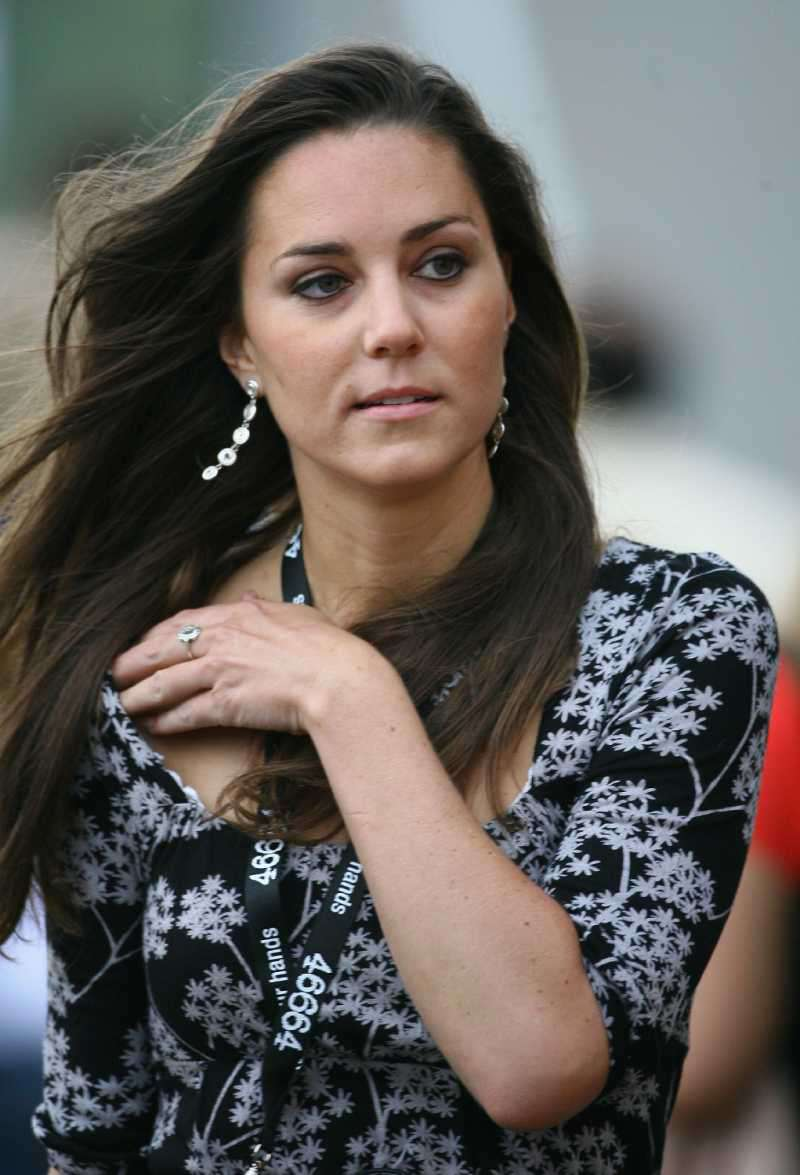 Da maschiaccio a Duchessa: cosa indossava Kate Middleton prima di sposare il Principe William?Kate Middleton attends the 46664 Concert In Celebration Of Nelson Mandela's Life held at Hyde Park on June 27, 2008