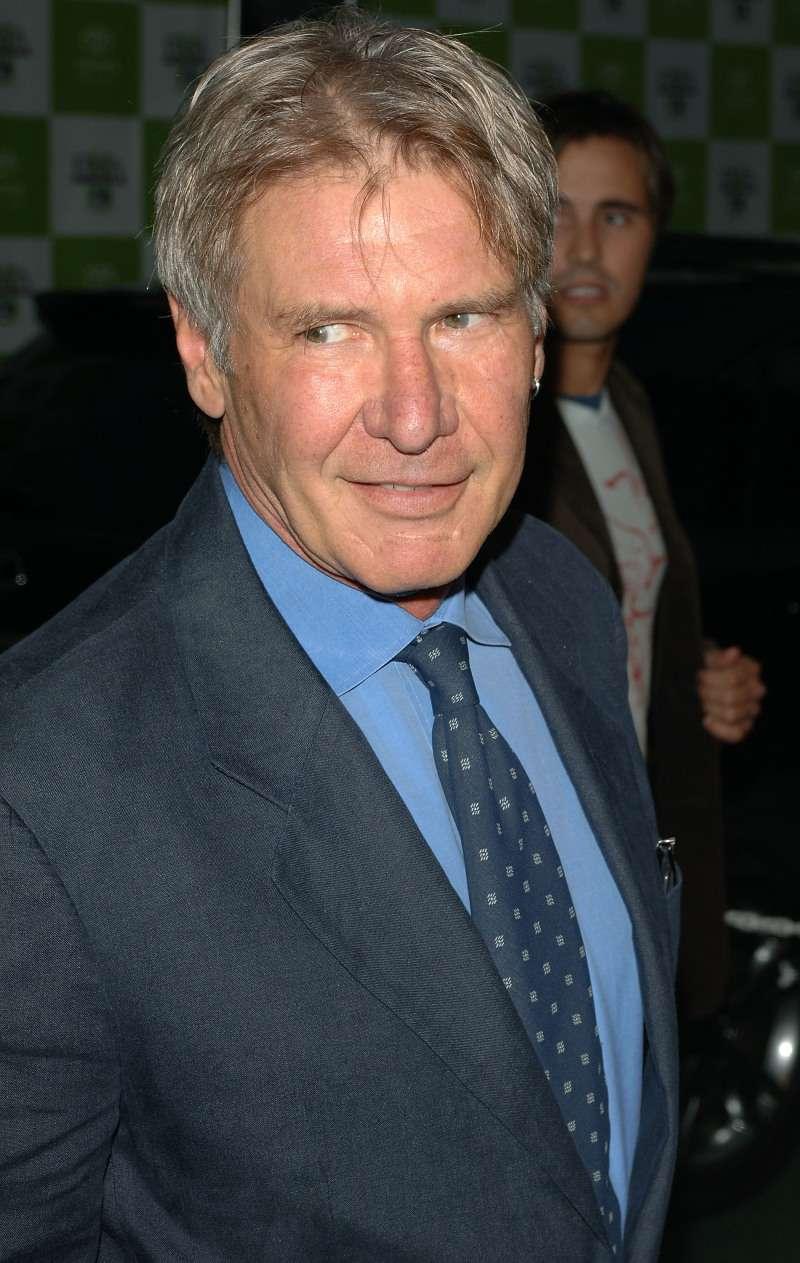 Harrison Fords ältester Sohn Benjamin sieht genauso aus wie sein Vater und ist ein berühmter Koch