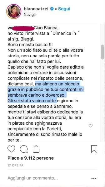 """""""Ho eliminato il superfluo"""": Max Biaggi, l'orribile frecciata a Bianca Atzei infiamma il web!"""