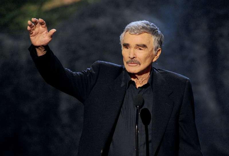 Burt Reynolds is dead