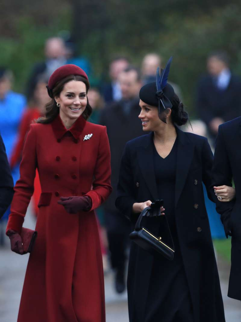 Another Benefit Of Being A Royal: Why Doesn't Meghan Markle Wear Maternity Clothes?