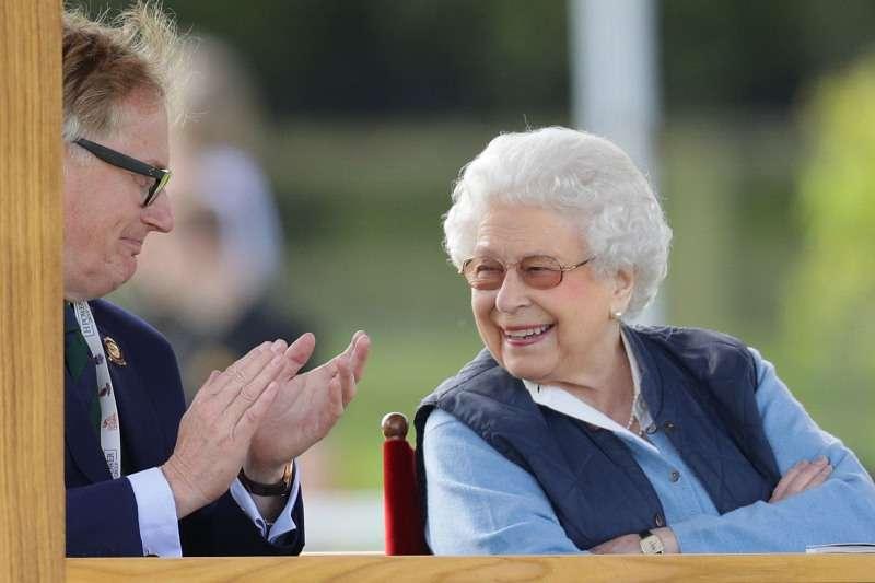 A Rainha fez piada sobre o casamento do Príncipe Harry e Meghan Markle em seu discurso de Natal