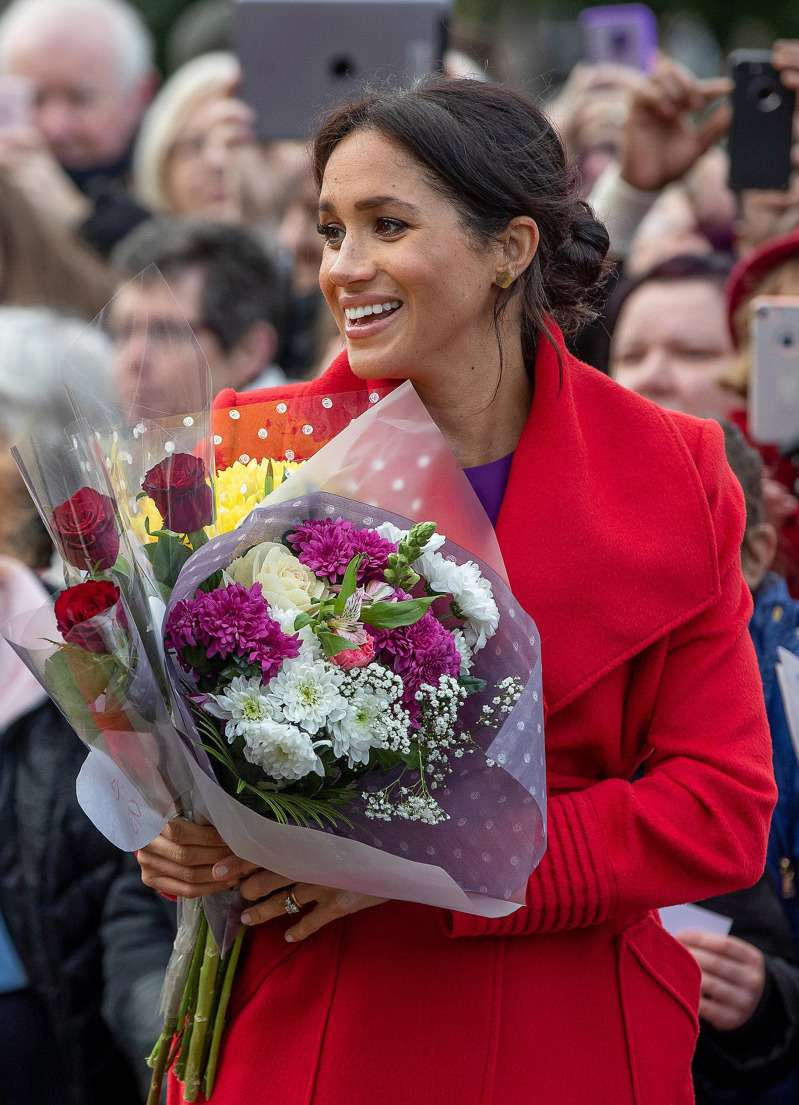 Meghan Markle's Red And Purple Color Combination Was Actually One Of Princess Diana's Favorite Fashion MovesMeghan Markle's Red And Purple Color Combination Was Actually One Of Princess Diana's Favorite Fashion Moves