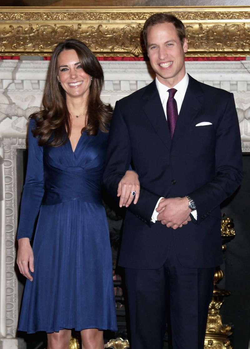 William et Kate les rebelles ! Le couple a rompu avec une vieille tradition royale en se mariant en 2011