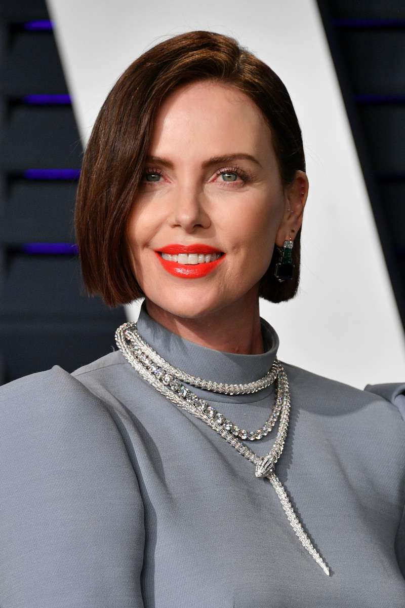 New Trend! Haircut That Has Instantly Become Famous Among Female Celebrities!charlize theron