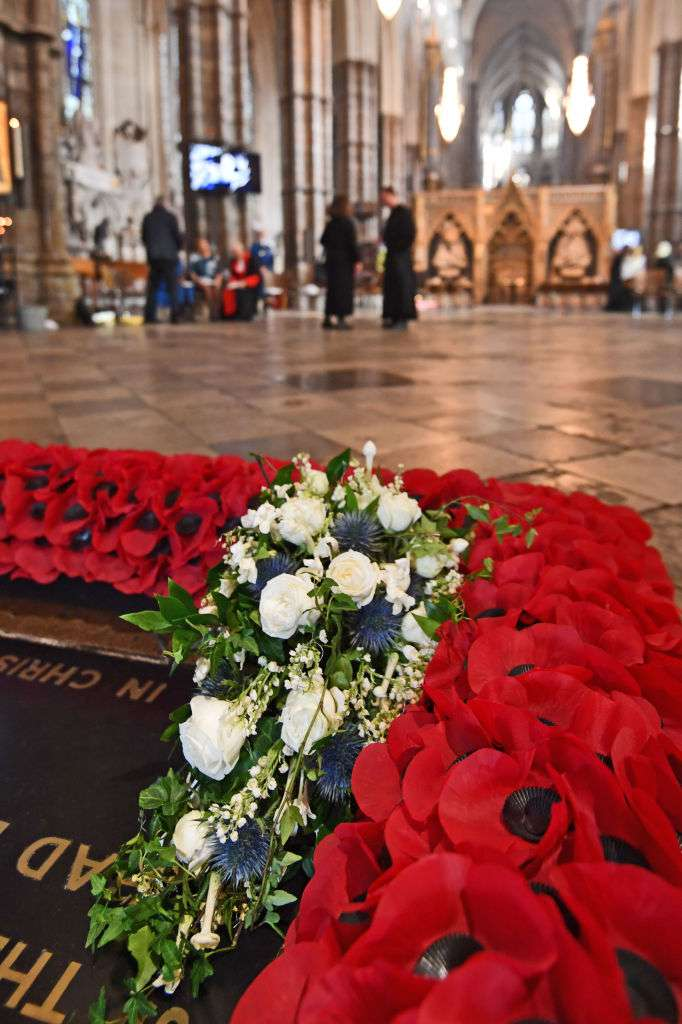 Princess Eugenie Honours Royal Wedding Tradition By Placing Her Bouquet On The Grave Of Unknown Warrior In Westminster AbbeyPrincess Eugenie Honours Royal Wedding Tradition By Placing Her Bouquet On The Grave Of Unknown Warrior In Westminster Abbeyroyal