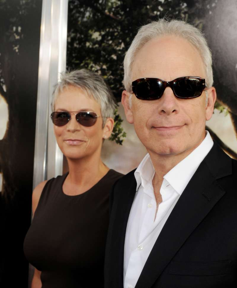 Jamie Lee Curtis Shares A Rare Photo With Her Husband Christopher And Their Two Adopted Children Along With A Sweet Message