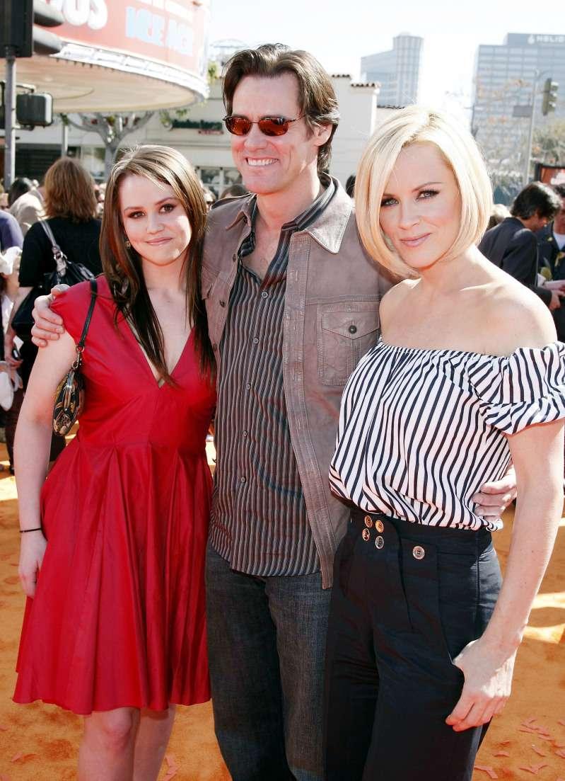 Qui est l'adorable fille de Jim Carrey ? Large sourire et charme ravageur, mais aussi d'autres points communs