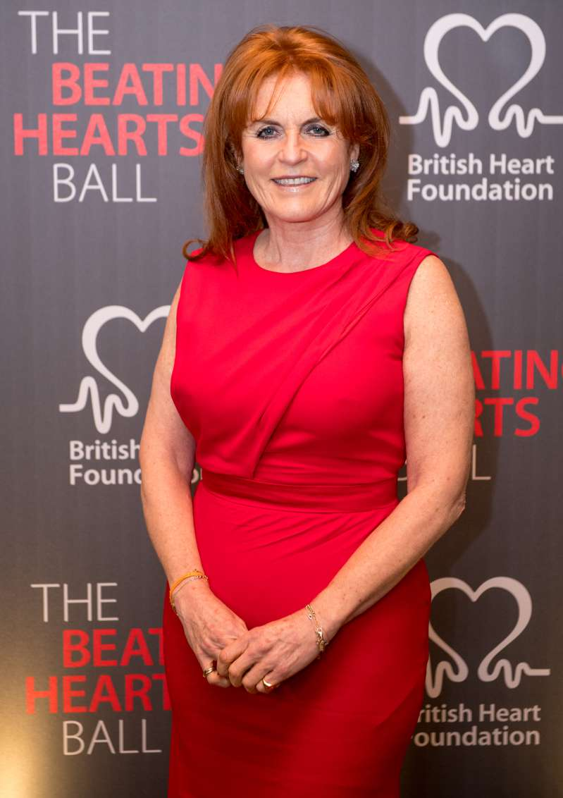 Sarah Ferguson Was Shunned From Prince William\'s Wedding. Why Did ...