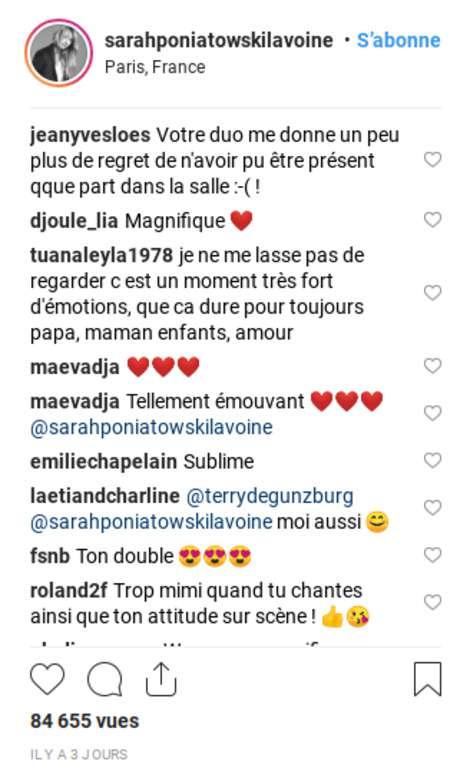 Marc Lavoine : Tendre duo sur scène avec sa talentueuse fille Yasmine de 20 ansMarc Lavoine : Tendre duo sur scène avec sa talentueuse fille Yasmine de 20 ans