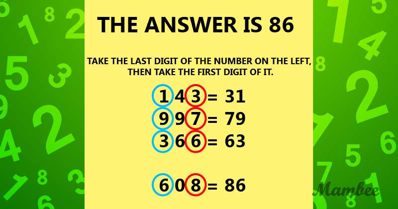 Tricky Math Puzzle For The Most Curious: What Is The Right Answer To Equation?Tricky Math Puzzle For The Most Curious: What Is The Right Answer To Equation?