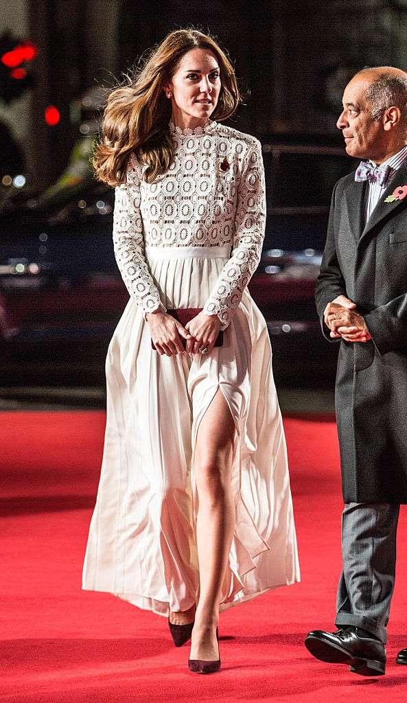 Die verführerischsten Kleider der Herzogin von Cambridge, Kate MiddletonStunning kate