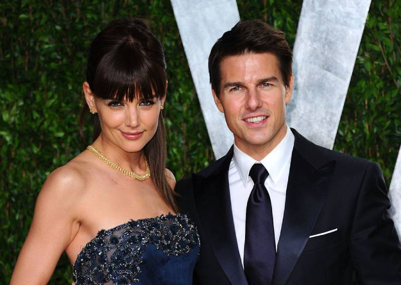 Before Katie Holmes, Scientology Church Chose Another Actress As Tom Cruise's Potential Wife, But Whom?