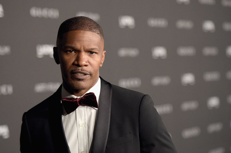 45 Years After Being Abandoned By His Mother, Jamie Foxx Finally Gets The Chance To Ask Her 'Why?'