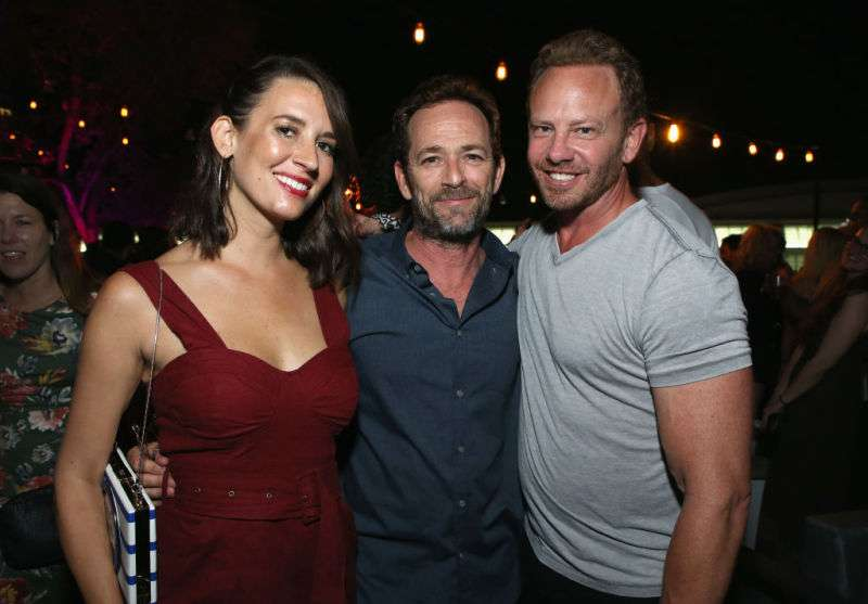 Luke Perry's 'Beverly Hills' Co-Star Ian Ziering And Other Celebrities Pay Touching Tributes To The Late ActorLuke Perry's 'Beverly Hills' Co-Star Ian Ziering And Other Celebrities Pay Touching Tributes To The Late Actor