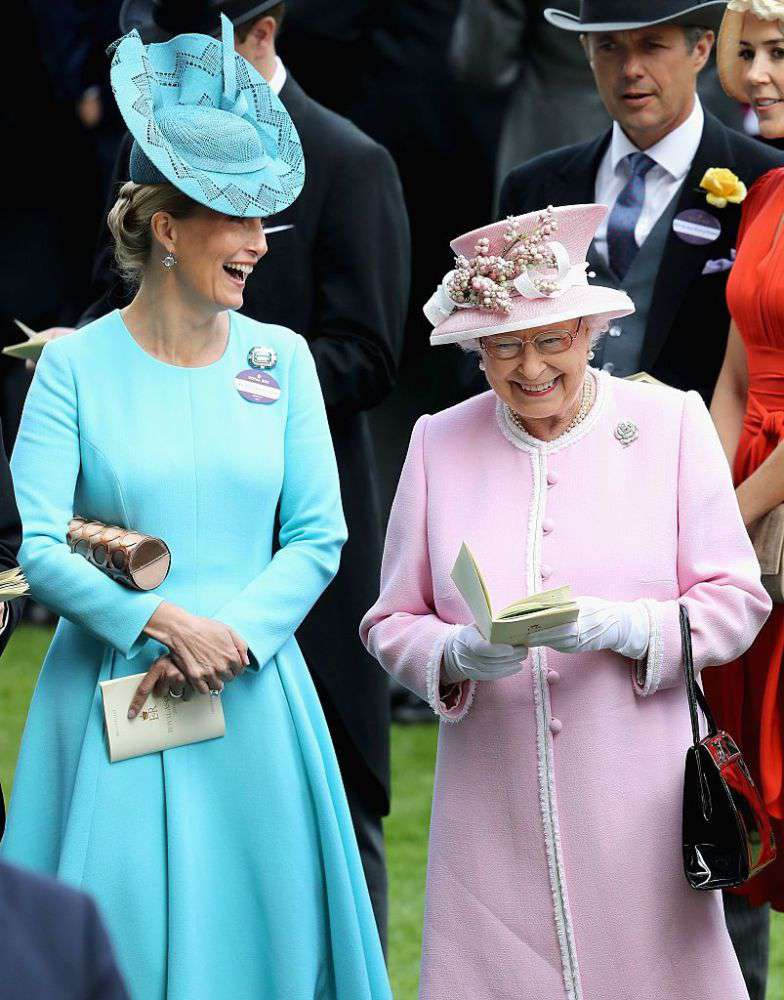 Camilla Vs. Sophie Vs. Fergie: The Queen Reportedly Has A Favorite Daughter-In-Law