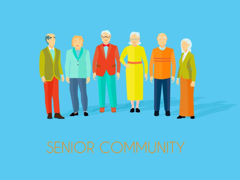 Retirement community is the future for elderly people