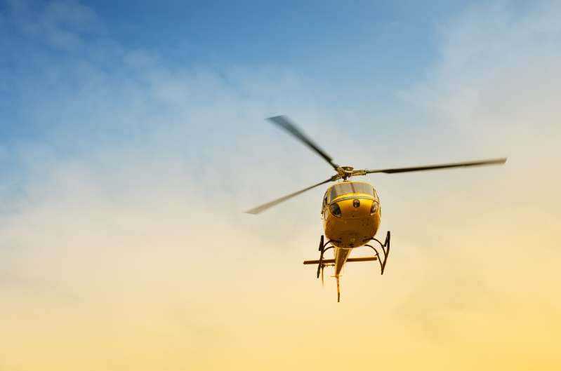 Pánico en Nueva York: helicóptero se estrelló contra un edificio y recordó la tragedia del 11-S