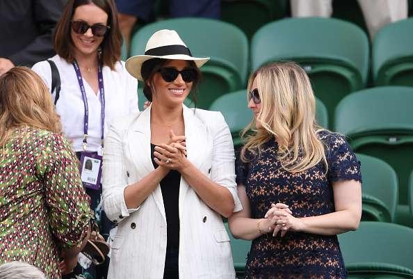 Meghan vivement critiquée pour avoir réservé tous les sièges VIP autour d'elle à Wimbledon : c'est si hollywoodien !