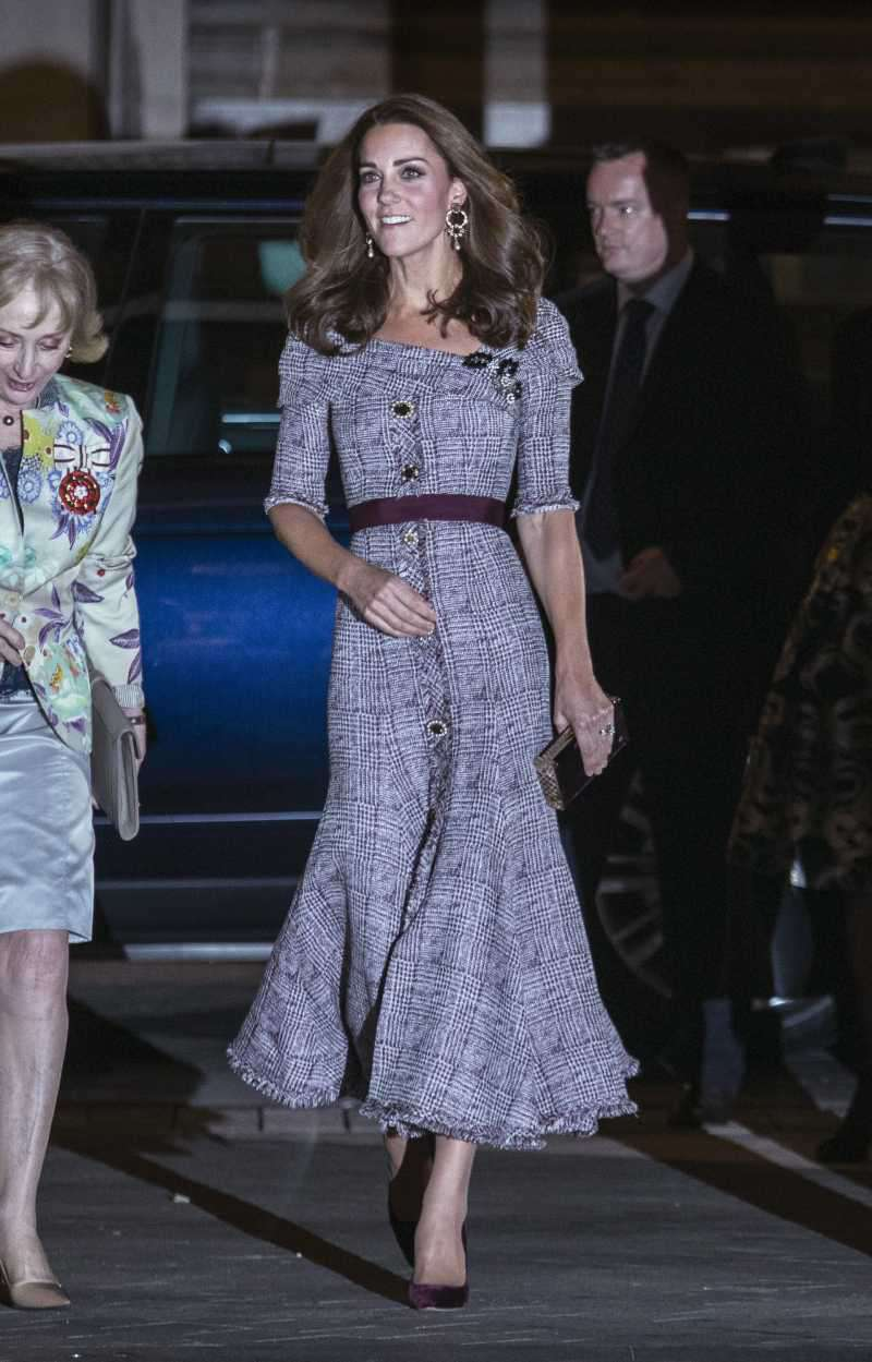 Le top 10 des looks les plus élégants de Kate Middleton en 2018Duchess of Cambridge V&A
