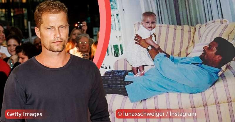 Til Schweiger S 21 Year Old Daughter Luna Grew Up To Becom