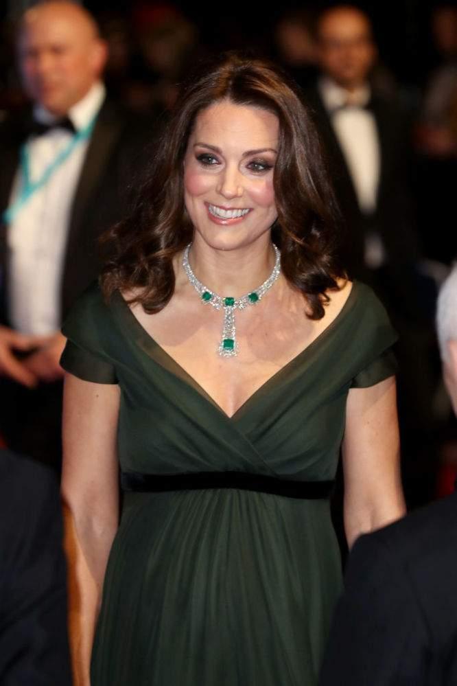Kate Middleton siempre luce espectacular en los premios BAFTA y estos son sus mejores atuendos