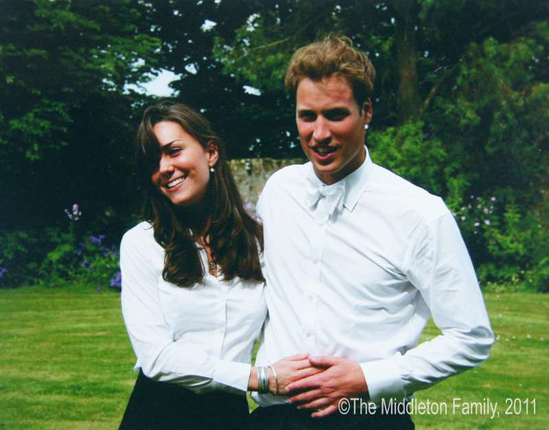 Interesting facts about Prince William and Kate Middleton