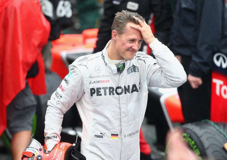 Michael Schumacher's Family Thanked His Fans For Support And Created A Stunning Virtual MuseumMichael Schumacher of Germany