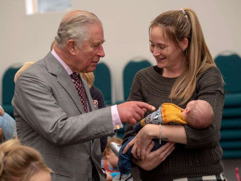 Prince Charles Jokes About His Grandkids Wearing Him Out While Visiting A Church In PoundburyPrince Charles Jokes About His Grandkids Wearing Him Out While Visiting A Church In PoundburyPrince Charles Jokes About His Grandkids Wearing Him Out While Visiting A Church In Poundburyprince george and princess charlotte