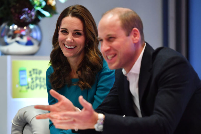 Prince William Confessed The Birth Of His Children Affected His Mental State