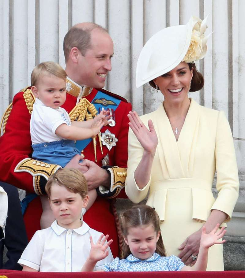 Kate Middleton Shows Her Relatable Side As She Had An Adorable 'Mummy Moment' With Prince Louis During Trooping The Colour-