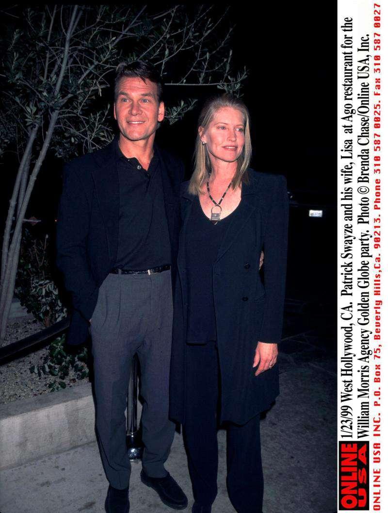 Une touchante vidéo de 1994 refait surface : Patrick Swayze et sa femme dansent sur une chanson de Whitney Houston