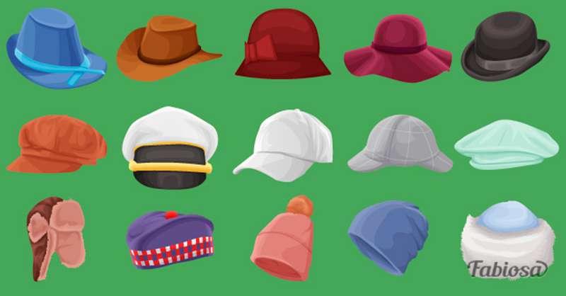 Come scegliere un cappello in base alla forma del viso - su Fabiosa d93d1a85d6ac