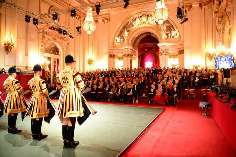 Prinz Charles schmiss eine weitere Party zu seinem 70. Geburtstag, aber keines von seinen Kindern war da