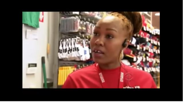 A Homeless Woman's Life Was Changed On Undercover Boss. Her Reaction To The Surprise Is Heartwarming!