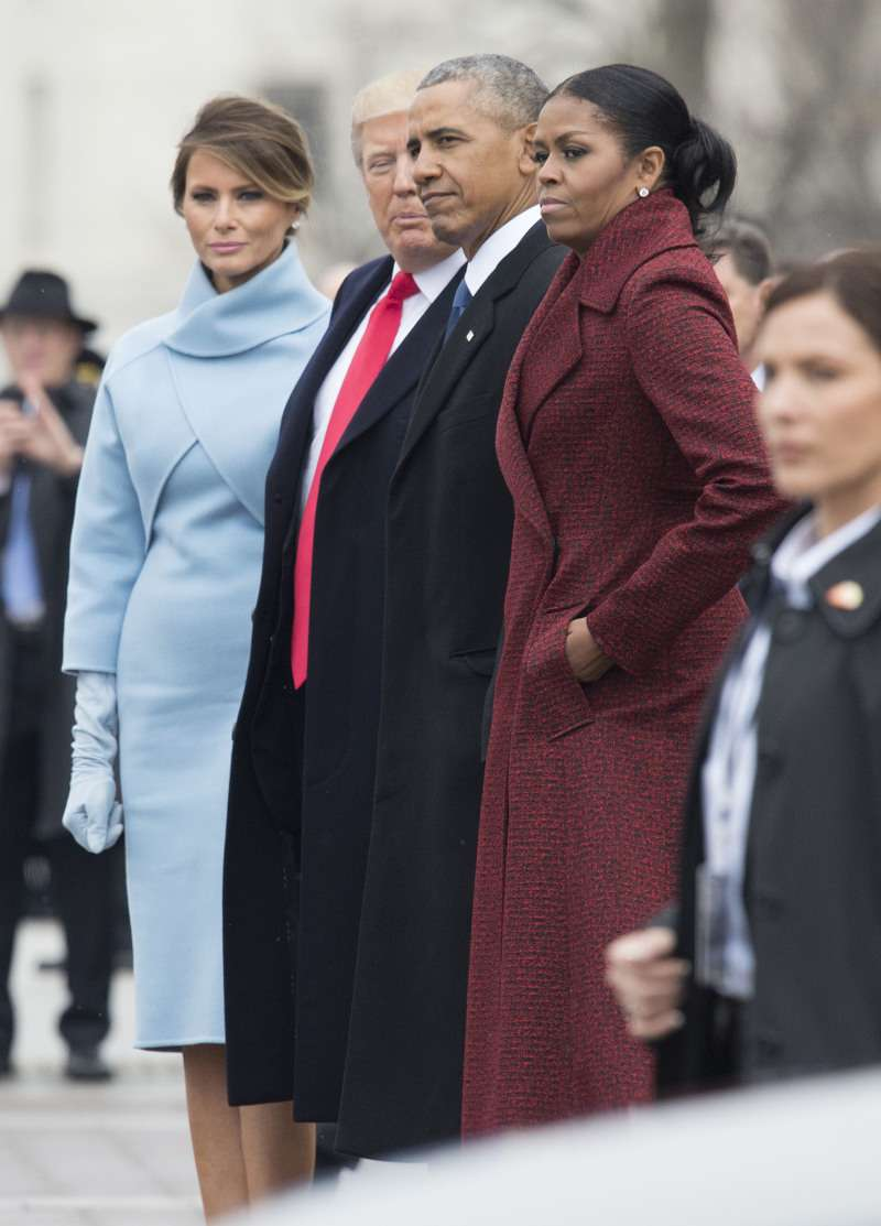 Unfair? Michelle Obama's Shady Reaction To Melania Trump's Decision To Fire A White House Staffer