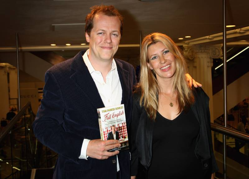 Who Are Camilla's Children And Why Aren't They Frequent Guests In The Royal Palace?Tom and Sara Parker Bowles attend the launch of Tom Parker Bowles' 'Full English' at Selfridges on September 9, 2009