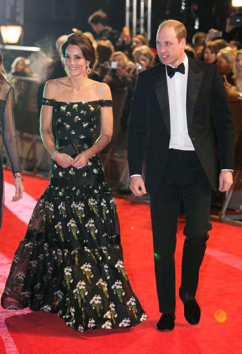 Plus princesse que duchesse : les 8 plus élégantes robes de soirée que Kate Middleton a si royalement portéeskate middleton dress