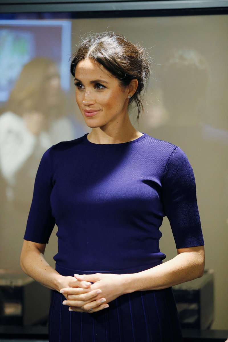"""We Get It. You're Pregnant"": Meghan Markle Slammed For Constantly Touching Her Baby Bump""We Get It. You're Pregnant"": Meghan Markle Slammed For Constantly Touching Her Baby Bump"