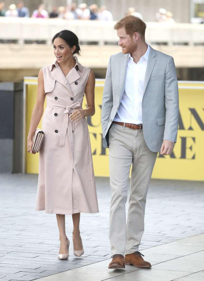 Charmant und klassisch: Die 10 besten Outfits von Harry und Meghan