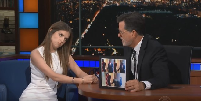 Anna Kendrick Called Barack Obama An 'A**hole' To His Face And His Reaction Was Very Unexpected