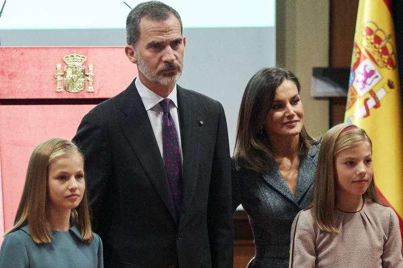Quelle fille courageuse ! La princesse Leonor impressionne ses parents lors de son premier discours public à 13 ans